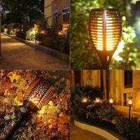 Solar LED-Leuchten